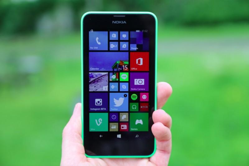 Lumia 630 Tidak Jadi Memperoleh Upgrade Windows 10 Mobile?