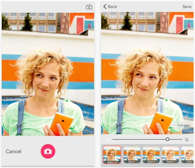 Microsoft Merilis *Lumia Selfie* untuk Pengguna iPhone