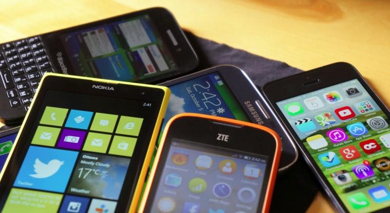Inilah Top 5 Brand Smartphone Terlaris Sepanjang Tahun 2015