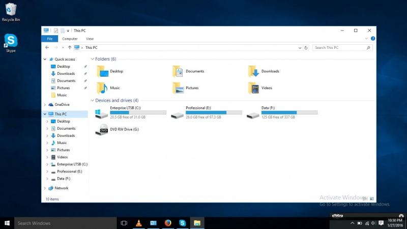 Mengenal Edisi Windows 10 Enterprise 'LTSB' (Long Term Servicing