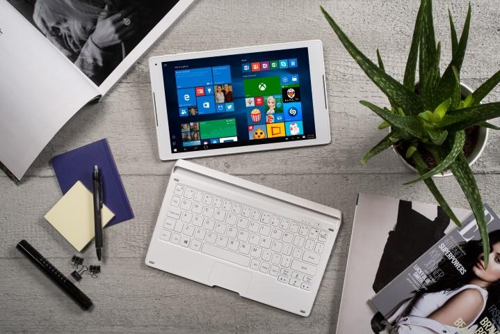 Alcatel Plus 10, Tablet Hybrid Terbaru Dari Alcatel Dengan Double Baterai