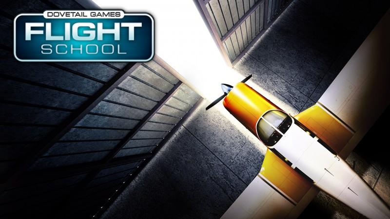 Game Flight School dan Flight Simulator Akan Segera Tersedia di Windows Store