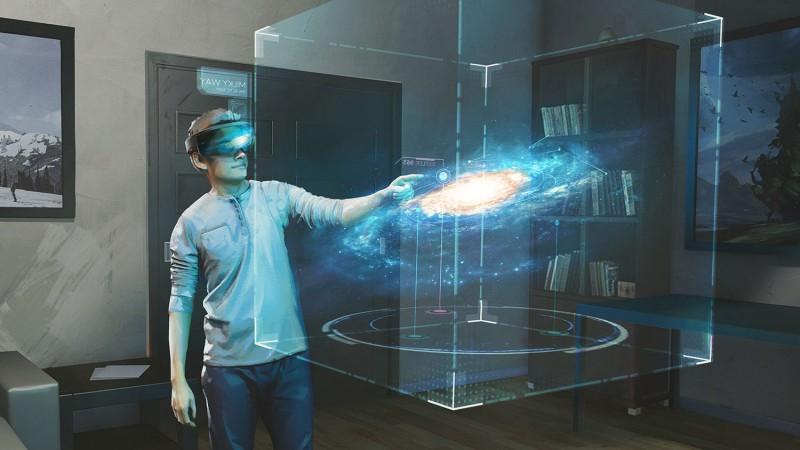 """Galaxy Explorer Dinobatkan Sebagai Pemenang Microsoft HoloLens """"Share Your Idea"""""""