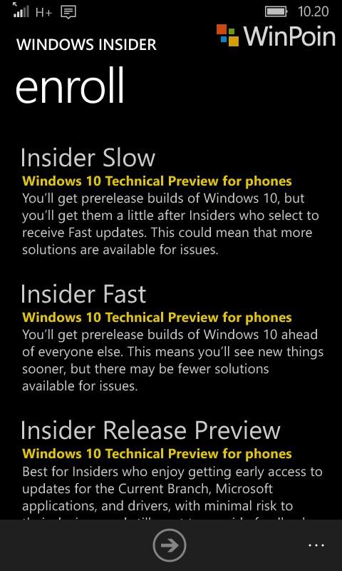 Microsoft Memperkenalakan Release Preview Ring Bagi Insider