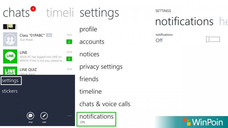Line Chat Notification-2