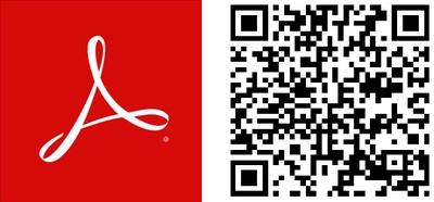 QR Adobe Reader
