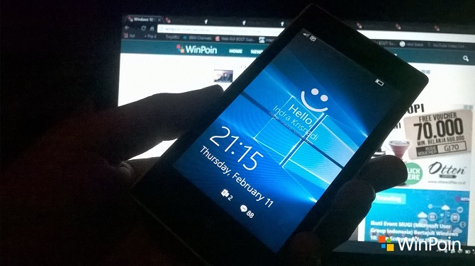 Review Windows 10 Mobile 10586.107-4