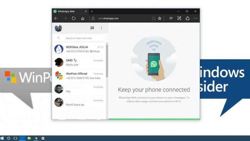 WhatsApp untuk PC Sepertinya Bakal Segera Dirilis