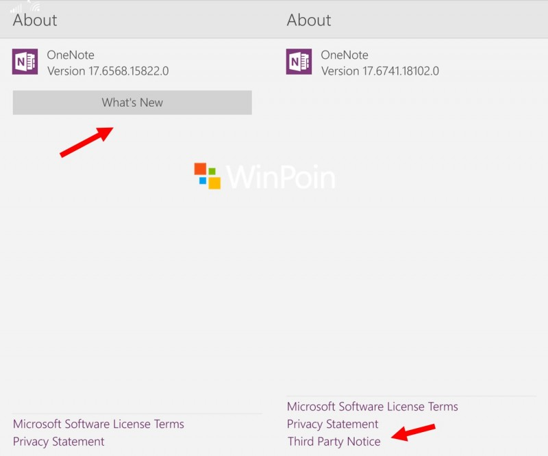 another missed feature-onenote