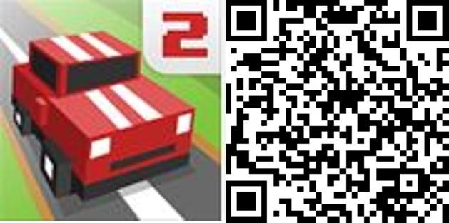 loop drive2 crash race-qrcode