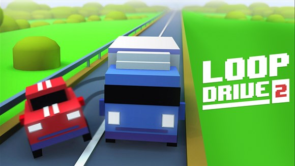 loop drive2 crash race