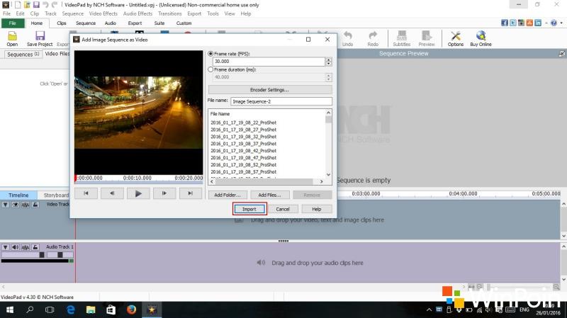 HOT: Inilah Cara Membuat Video Timelaspe Menggunakan Lumia & Video Pad