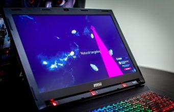 MSI Merilis Laptop Gaming Pertama yang Disisipi Teknologi Eye Tracking