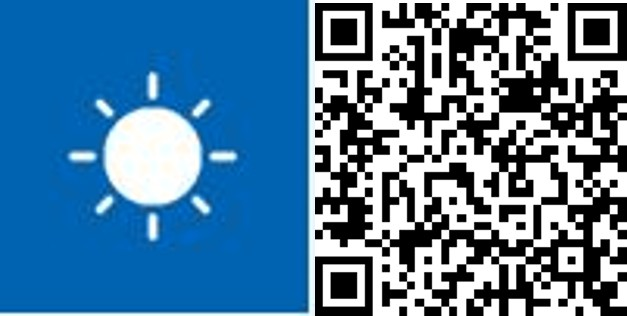 msn-weather-qrcode