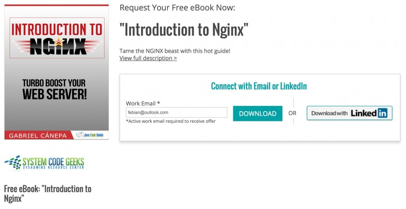 Download Ebook: Jago Setup Web Server Sendiri dengan Nginx!
