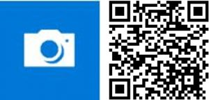 windows camera-qrcode
