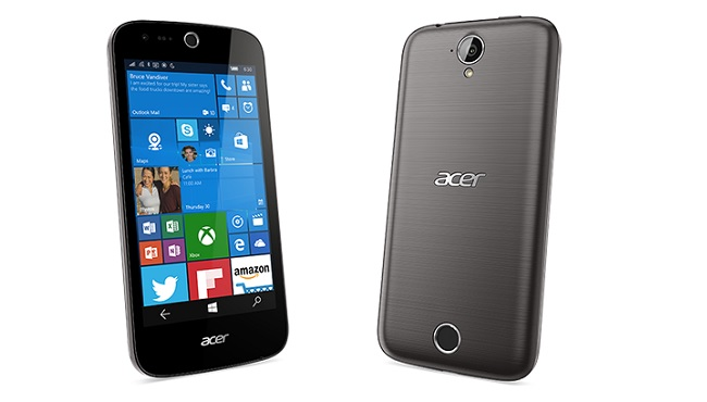 Smartphone Windows 10 Mobile Murah Acer Liquid M330 Mulai ...