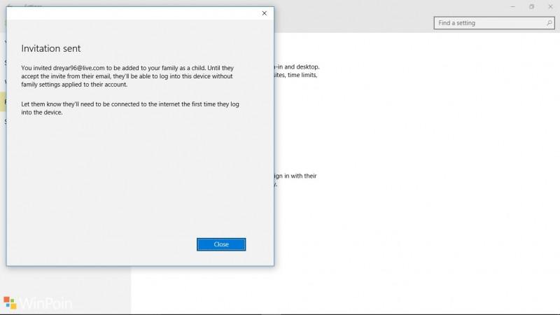 Cara Menambahkan Akun Anggota Keluarga di Windows 10