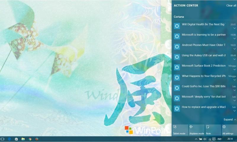 Cortana News