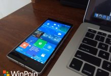 Review Windows 10 Mobile di Lumia 930