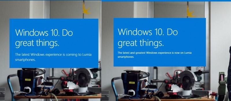 Microsoft Mobile Windows 10 Mobile