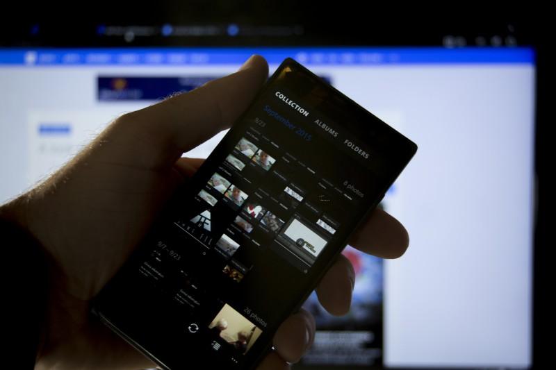 Microsoft Photos-lumia 950