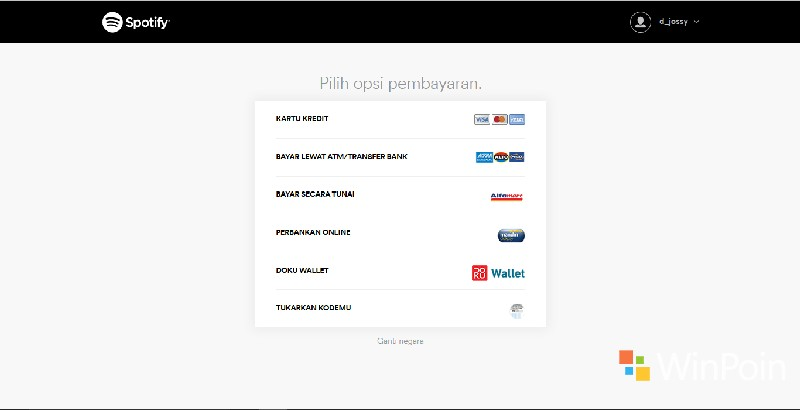 Spotify Kini Telah Hadir di Indonesia