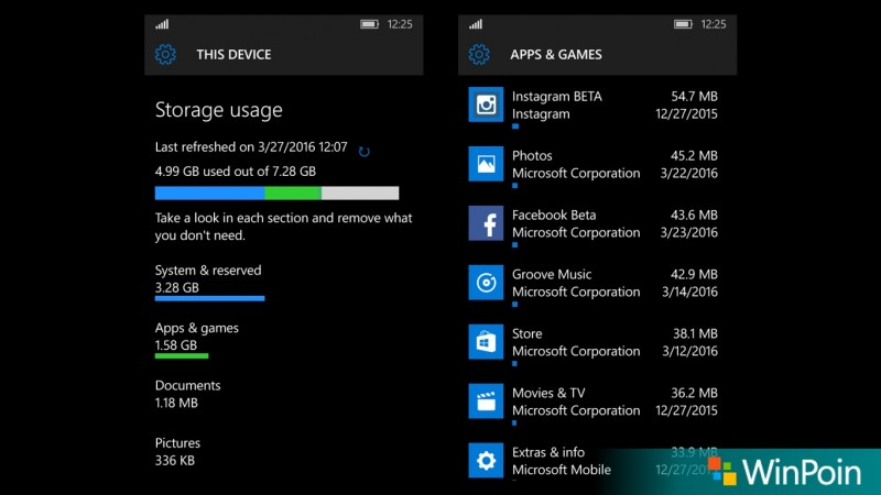 Storage Windows 10 Mobile-2