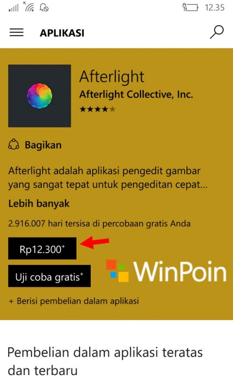 afterlight-windows-store