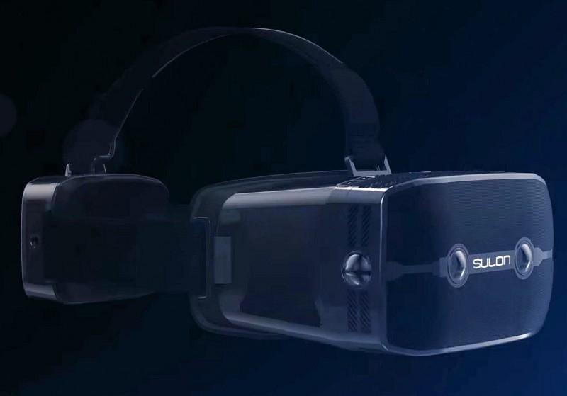 Ingin Kalahkan HoloLens: Inilah AMD Sulon, VR + AR Headset Berbasis Windows 10