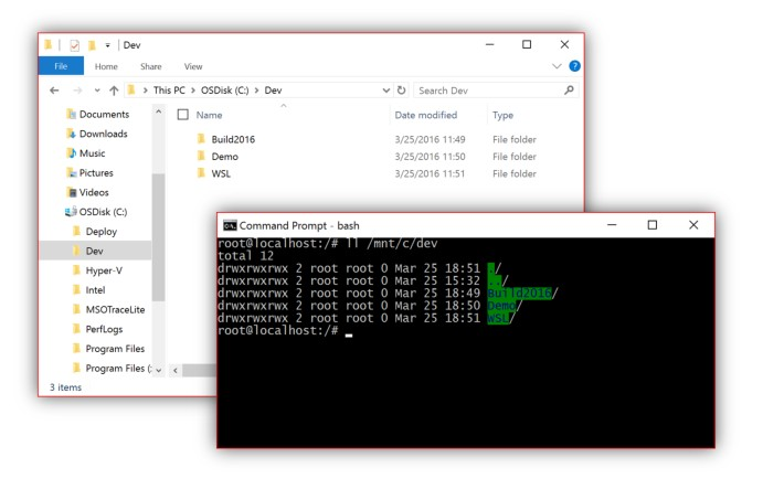 HOT: Linux Command Line Segera Dihadirkan ke Windows 10