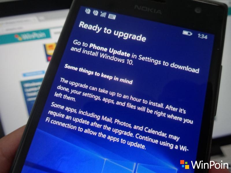 Panduan Lengkap: Cara Upgrade Windows Phone 8.1 ke Windows 10 Mobile Final