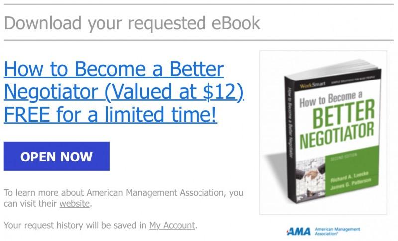 Download Ebook Premium: Menjadi Negosiator Handal (dan Mendapatkan Apapun yang Kamu Inginkan)
