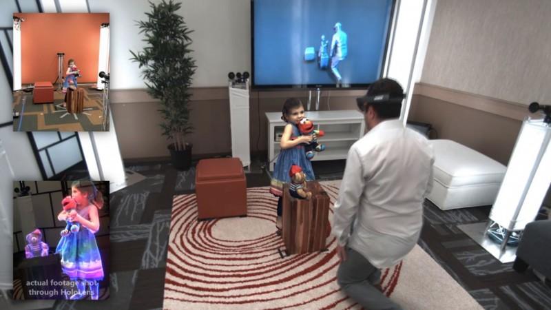 HOT: Microsoft Telah Menemukan Cara Teleportasi Secara Virtual (Video)