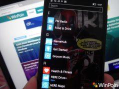 Cara Memperbaiki Icon Apps yang Hilang Setelah Upgrade Windows 10 Mobile