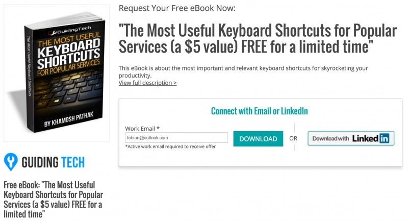 Download Ebook: Kumpulan Keyboard Shortcut Berbagai Software dan Layanan Populer (Senilai 65rb, Gratis!)