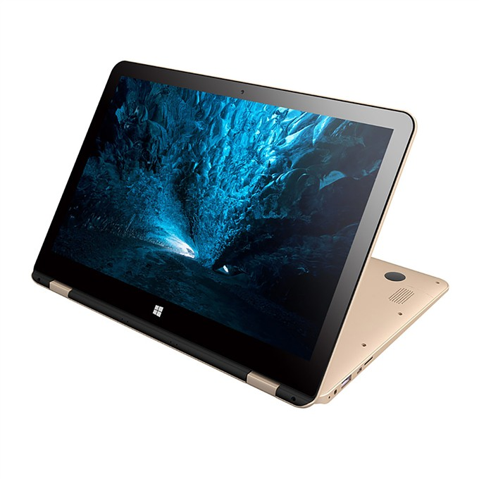 oBook 12: Laptop Mirip MacBook Air Tapi Berbasis Windows 10