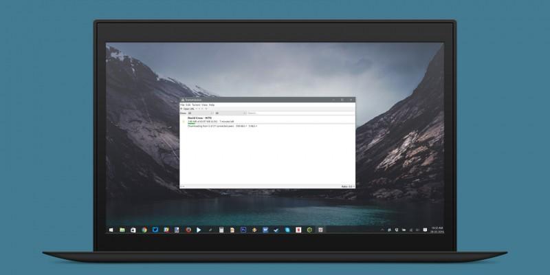 Transmission, Aplikasi Torrent Populer di Mac Kini Hadir di Windows