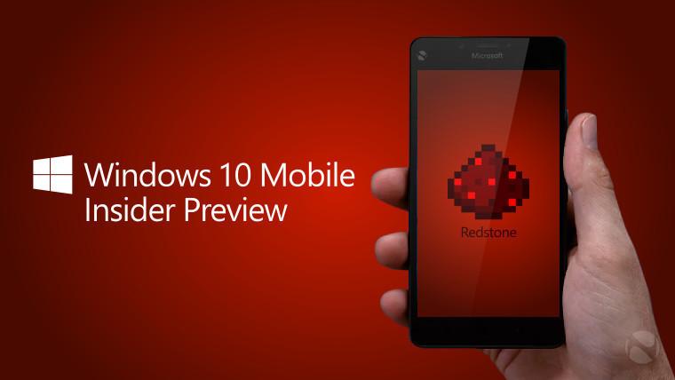 """Windows 10 Mobile """"Redstone"""" Insider Build 14283 Dirilis, Inilah yang Baru Didalamnya"""