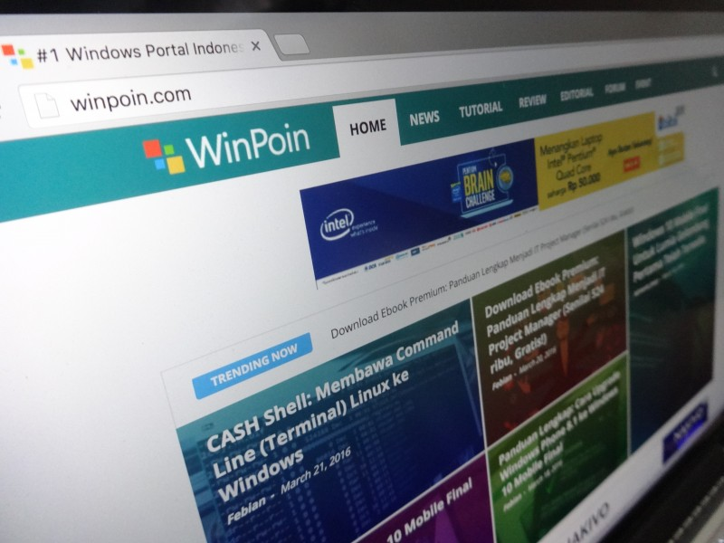 3 Tahun WinPoin Berkarya: We want to serve you more, better!