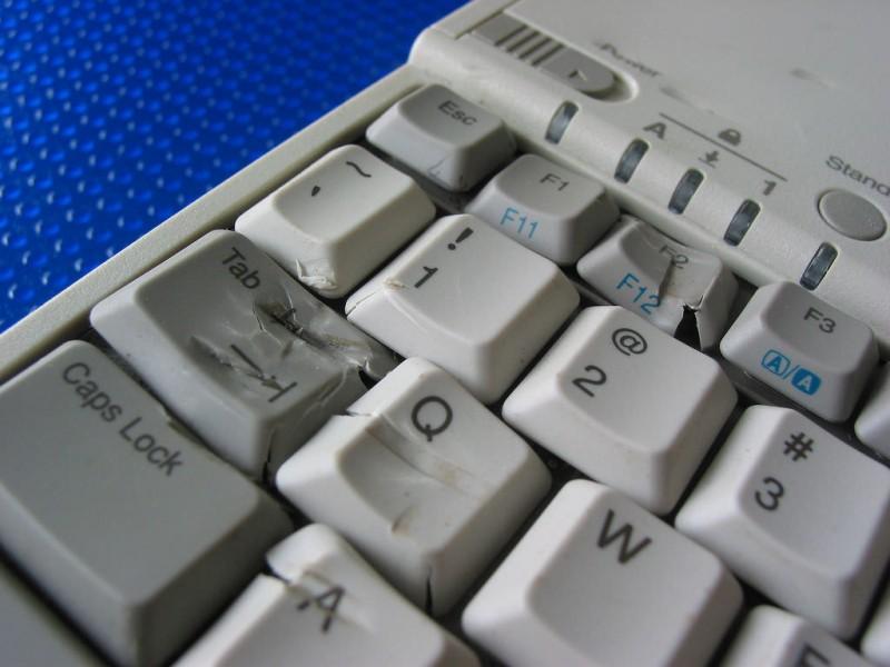 """KeyPrank: Cara Nakal dan Iseng """"Ngerusak"""" Keyboard Teman :D"""