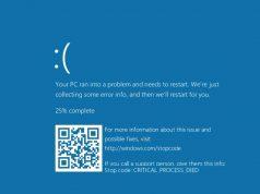 Microsoft Menambahkan QR Code saat BSOD pada Windows 10