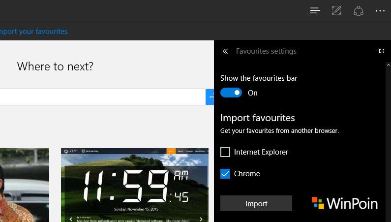Impor Bookmark Microsoft Edge-2