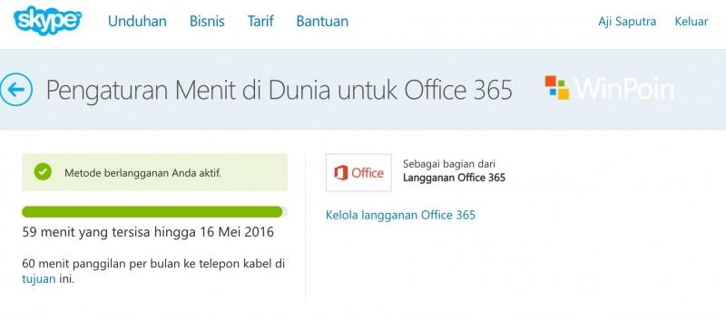 Inilah Manfaat Berlangganan Office 365