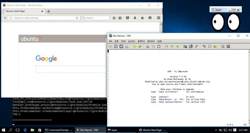 Dengan Sedikit Tweak, Kamu Bisa Menjalankan Aplikasi Linux di Windows 10