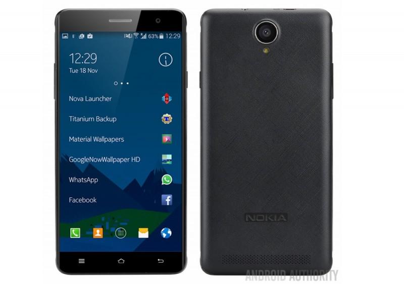 Nokia A1 Smartphone Rumor