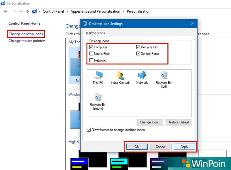 Shortcut Desktop Windows 10-2