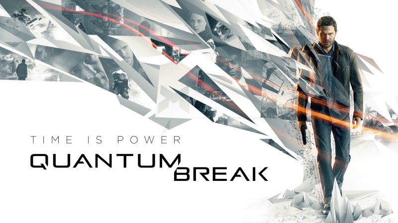 Time is Power (Quantum Break)