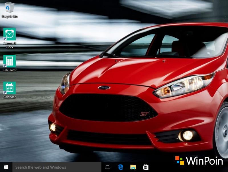 Mengakses Semua Apps di Start Menu Melalui Satu Folder Desktop Windows 10