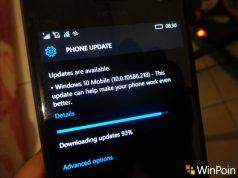 HOT: April Cumulative Update untuk Windows 10 Mobile Dirilis